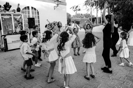 fotogrago para bodas en Sevilla