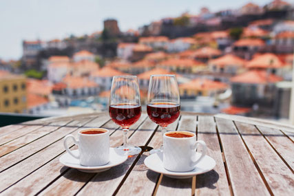 Madeira Wine Copyright Ekaterina Pokrovsky