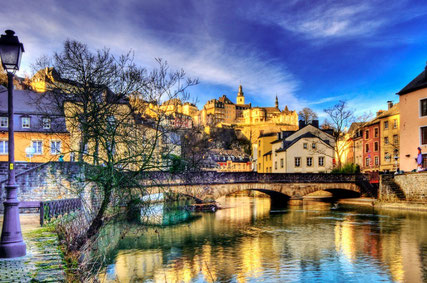 Luxembourg top things to do - Old City - Copyright  Wolfgang Staudt