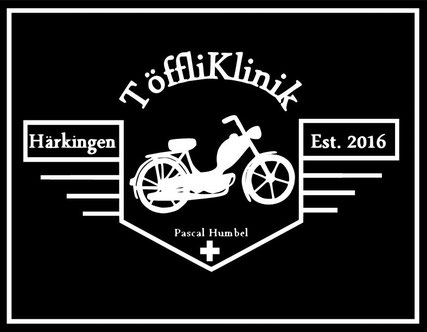 Logo TöffliKlinik - Humbel Härkingen Mofa