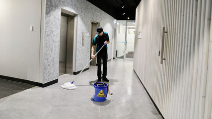 Commercial Floor Cleaning Newcastle and Hunter Valley