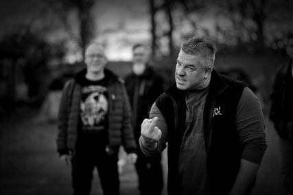 Legacy In Rock Karsten Wernet Schlagzeug Gesang