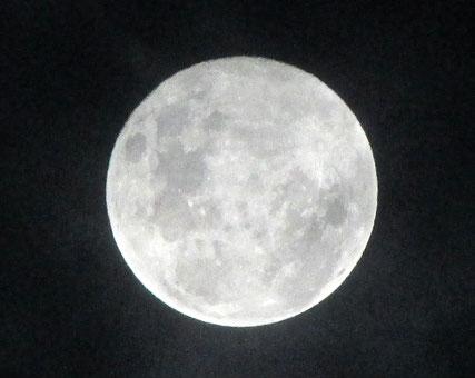 Super Moon (2014.9.9)