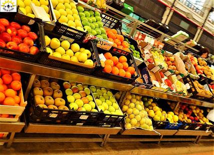 DIe Preise in Lissabon sind billiger, vor allem für einheimische Produkte.