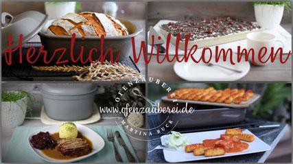 Ofenzauberei Pampered Chef Onlineshop online kaufen bestellen, Zaubermeister, Ofenmeister, Zauberstein, Ofenzauberer