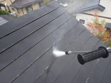 盛岡屋根塗装洗浄