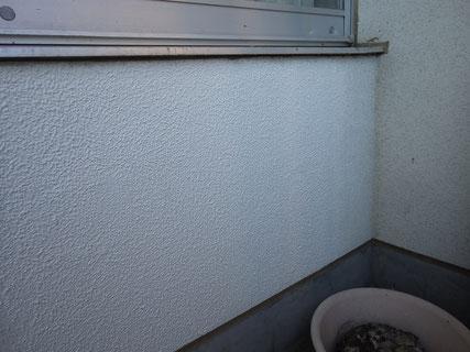 外壁補修塗装後