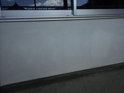 盛岡市外壁補修塗装後
