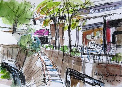 鎌倉・カフェレストラン ゲンとフランス料理 セゾン