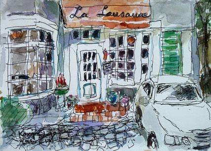 茅ヶ崎市・一中通りのフレンチ、ケーキ「ラ・ローザンヌ」