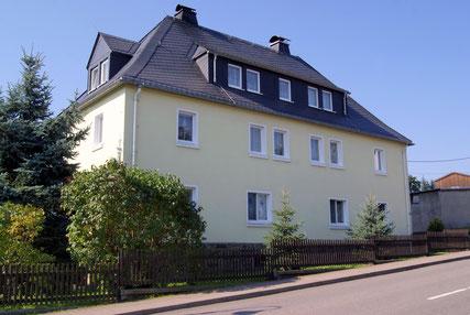 Bild: Wünschendorf Erzgebirge Gemeindeamt 2014