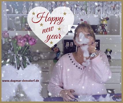 Happy new year - Kartenlegerin Dagmar Densdorf