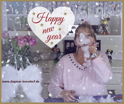 Happy new year - Kartenlegerin Dagmar Densdorf