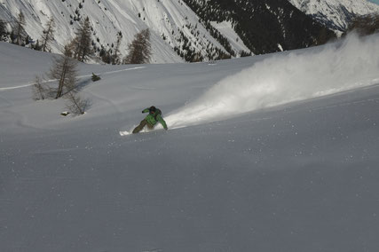 Powder spray