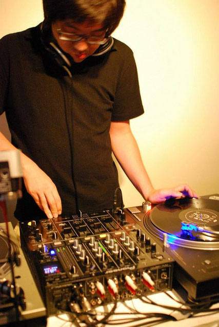DJ ume-rock