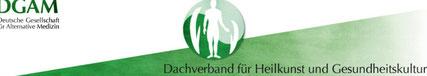 Mitglied im Berufsverband f. Gesundheitspraktiker & Dachverband für alternative Medizin