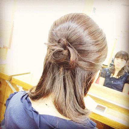 横浜・日吉・菊名・美容室☆女性の笑顔を作る専門家☆美容家 奥条勇紀 美容室でのヘアセットにまつわるQ&A