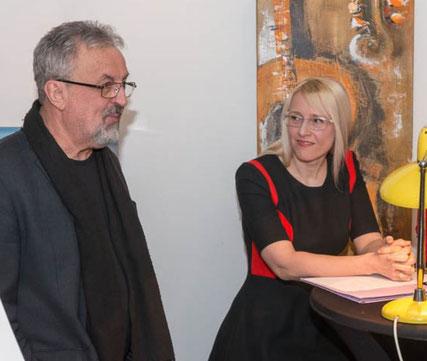 Kurt Schiffel, Alexandra Csongrady