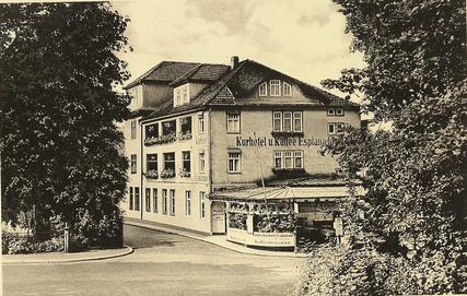 Kurhotel & Kaffee Esplanade - Archiv W.Malek