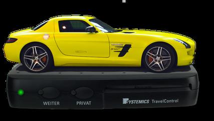 elektronisches Fahrtenbuch Mercedes-Benz