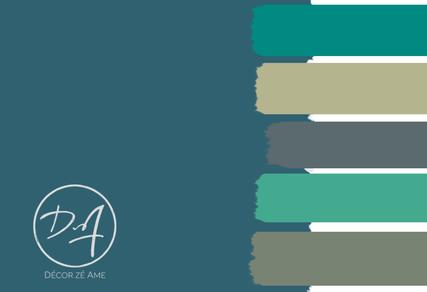 Conseils couleurs - Décor Zé Âme