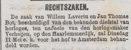 De Tijd : godsdienstig-staatkundig dagblad 01-05-1886