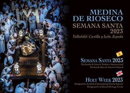 Cartel de la Semana Santa de Medina de Rioseco