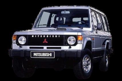 SOSPENSIONI MITSUBISHI PAJERO 1 A MOLLE 89-91