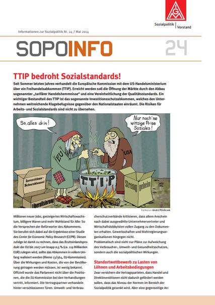 IG-Metall zu TTIP