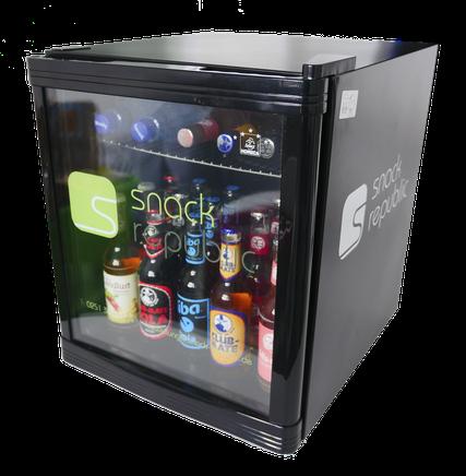 snack-box und getränkekühlschrank von snack-republic