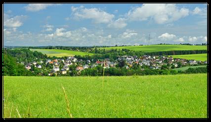 Blick auf den Steinberg / Quelle: Bürgervereinl
