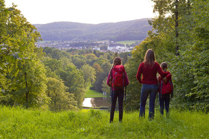 Familienwanderung ©Bad Driburger Touristik GmbH/Frank Grawe