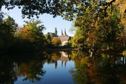 Abtei Marienmünster © K. Krajewski, Kulturland Kreis Höxter
