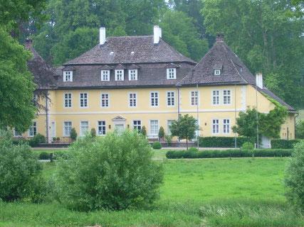 Schloss Gehrden © Stadt Brakel