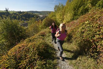 Viadkut Wanderweg © Themenmanagement Wandern Teutoburger Wald Tourismus, F. Grawe