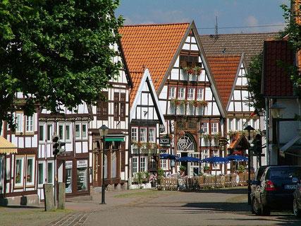 Neue Torstraße in Blomberg, Foto: Rüdiger Haase