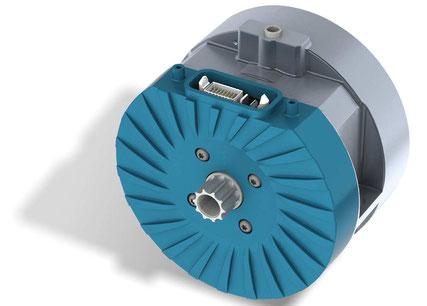 Der TQ HPR 120S Mittelmotor setzte neue Maßstäbe im Bereich der e-Bike Antriebe