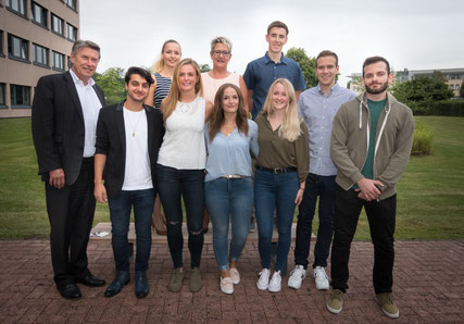Start der Ausbildung 2017 - Sutter LOCAL MEDIA