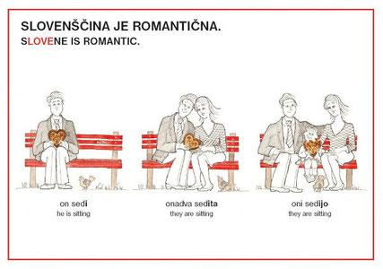 Slowenisch, romantisch, Dual