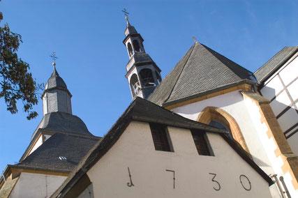 Franziskaner Kloster © Flora Westfalica GmbH