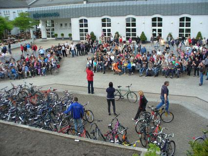 Fundradversteigerung © Tourist-Information Paderborn