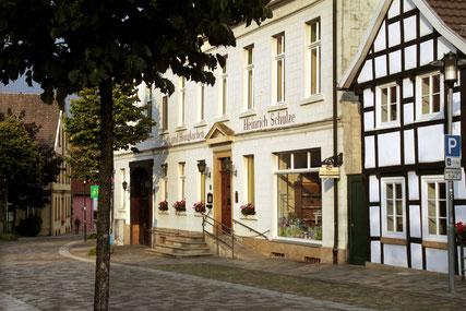 Ladencafe Schulze © Stadt Borgholzhausen