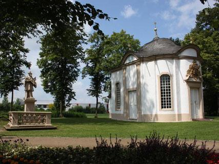 Johanneskapelle ® Stadt Rietberg