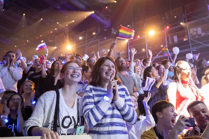 Foto: EBU en fotograaf Andres Putting