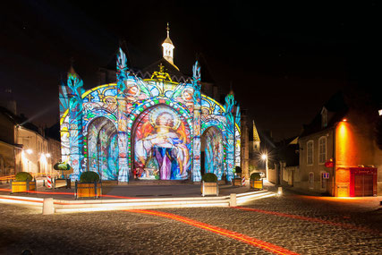 Beaune illumination