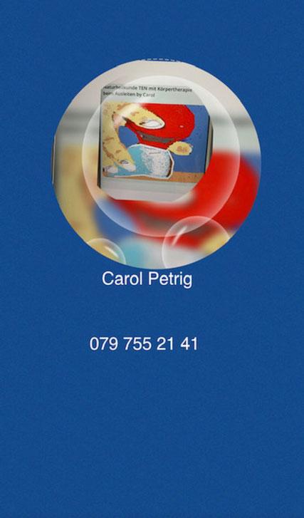 Carol Petrig, Naturheilkunde TEN Meggen, Naturheilpraktiken Carol Meggen, Massage Carol Meggen, Massage Carol Küssnacht am Rigi, Schröpfen Carol Meggen, Humeralmedizin Carol, HPS Luzern Carol,  Monaco Carol, Ausleiten Carol Petrig Naturheilpraktiken TEN