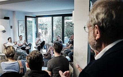 Diskussion mit Martin Bressem