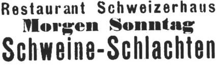 Aus der Burkhardtsdorfer Zeitung