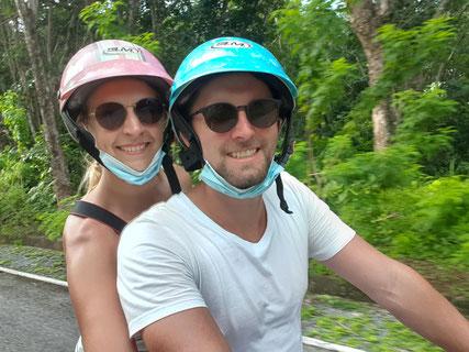Roller fahren in Phuket