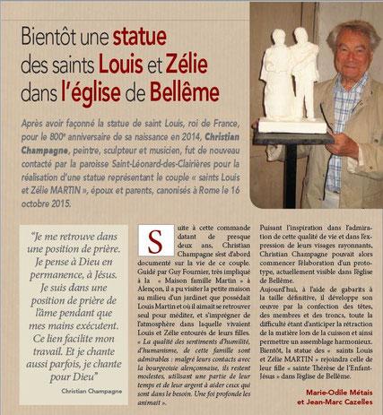 ©L'écho des Clairières